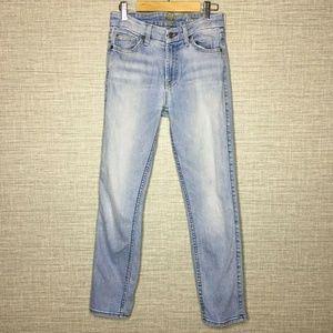 7 for all Mankind Sz 26 Kimmie Crop Jeans